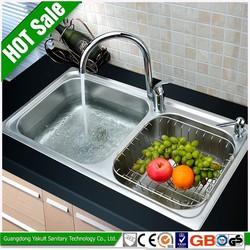China supplier high flow cupc kitchen unique sink