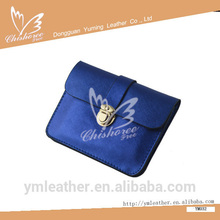 Exported trendy pu clutch bag for ladies