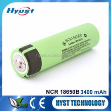 Japan NCR1865 B 3.7v cells batery li-ion for electric vehicle, 3.7V battery for electric vehicle, cells battery litium recharged