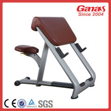 G-639 Ganas Italy Style Heavy Duty Scott Bench For Commercial Gym
