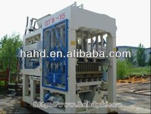 Small Investment Automatic Concret&Coment Brick Making Machine