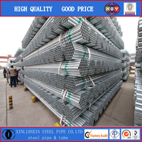 Top supplier !! pre galvanized steel pipe! pre galvanized pipe! pre galvanized steel tube! made in China