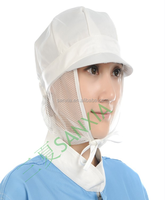 2015 new product food industry side mesh hat/headwear/cap from china supplier