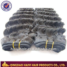 Hot Sale 5a Raw Virgin Unprocessed european hair Deep Wave