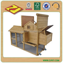 chicken cage with wheels DXH014T