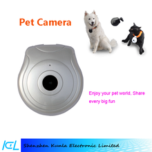 2015 Animal world Pet Collar monitoring Camera For Puppy dog cat daily Life recording