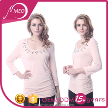 Online Shop China Ladies Tops And Blouses 2015 Womens Blouse