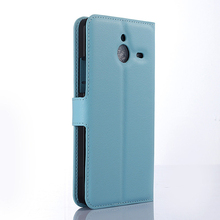 Factory price for Microsoft Nokia Lumia 640XL Wallet Flip Leather Case