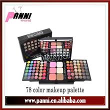 78 Colors Multi-function Eyeshadow Palette Cosmetics