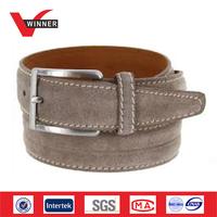 2015 Plain Men Italian Leather Belt