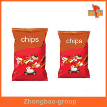 China suupliers small excellent printing food grade french fries bag