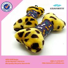 2015 new OEM pet products stuffed plush dog toy