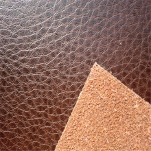 High Abrasion-resistant pu bonded leather for sofa HX322