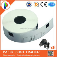 100 Rolls Brother Compatible DK-11201 Shipping Labels for QL700 QL 710 720 1050 1060 (free sent to 6pcs reuseable frame)