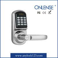 Zinc Alloy Digital Safe Lock with External Battery Device