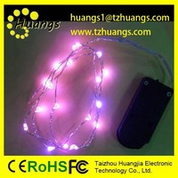 2015 Christmas Decoration Small Battery Operated Led Battery String Light