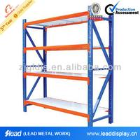 Metal mezzanine floor iron storage rack