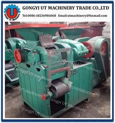 Energy saving & Pillow/ball shape coal ball briquette machine/Charcoal briquetting machine