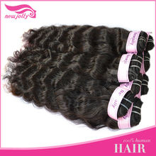 Alibaba Express Unprocessed natural wave virgin hair bundle specials,Guaranteed quality 6A grade 100% remy bulk hair