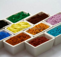 iron oxide for concrete paving stone synthetic pigment red yellow black green blue orange brown