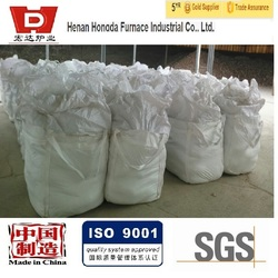 hongda high temperature castable refractory cement
