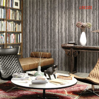 2015 guangzhou factory latest 3d wood designs for home pvc 3d wallpaper