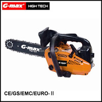 G-max Garden Tools Gasoline Engine 2500 Chain Saw GT21201