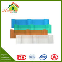 Good performance non-conductive FRP structural building materials