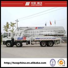 5R47M ISUZU Truck-mounted Concrete Pump Truck