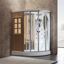 2015 New fashion sauna and steam combined room for sale