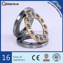 2012 HTZC brand thrust ball bearings 51209 OEM service &chrome steel material