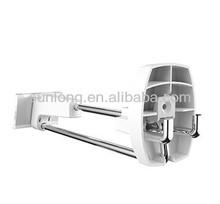 18cm/20cm/23.7cm peg board rack display hooks with price tag