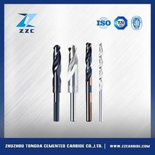 Best price various dia 5 flute sqr coated tialn carbide finisher end mills in Britain