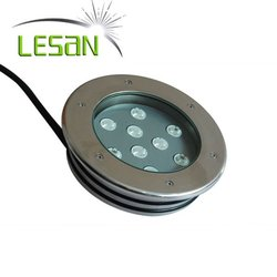 IP68 9*1W 24v dc led lighting pool