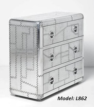 High Quality Storage Trunk With Drawers L862