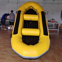 raft boat china pvc boat with ce rowing inflatable boat