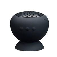 2015 New Arrival Mushroom Shape Hands-free Silicone Phone Holder Sucker Waterproof Portable Bluetooth Mini Speaker