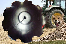 good quality quality chinese manufacture plow or harrow disc blade with CE(0086-15275705597) for sale