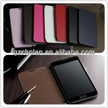 New arrival battery back cover leather for Samsung galaxy note 2 n7100