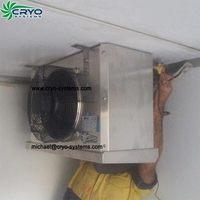 air-cooled evaporator unit, industrial evaporator , walk cooler evaporator