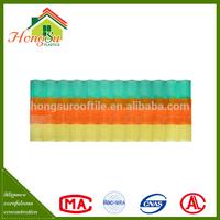 Exclusive design temperature resistant translucent polycarbonate sheet