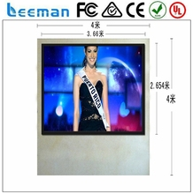 p6 conference meeting led display Leeman P6.25 SMD led projector high resolution