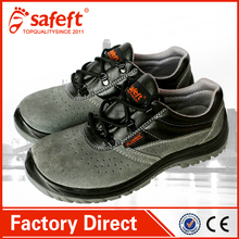 2015 new product leather winter boots lightweight safety shoes