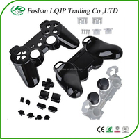 Custom housing shell for PS3 Controller shell plastic Shell Mod Kit + Matching Buttons set