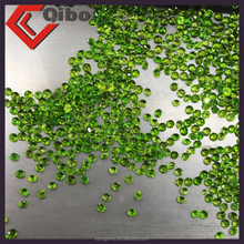 Natural Green Chrome green Diopside Round Cut 1.65mmRD for jewellery