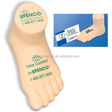 Best Selling Wholesale Advertising Foot Stress Ball