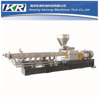 TSE-40A Plastic PP Board Polyethylene Rcycling Extruder