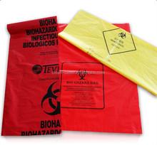 Biodegradeable Medical Biohazard Bags For Biological And Medical Waste Disposal