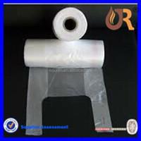 Alibaba China plastic pof shrink film/shrink bag roll