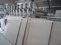 HL Construction Building material waterproof wpc foam board